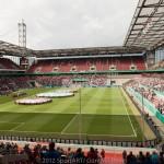 DFB-Pokalendspiel in Koeln