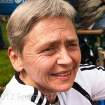 Petra Landers beim Pokalfinale in Köln