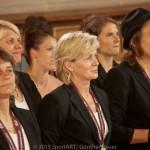 Empfang der Europameisterinnen im Frankfurter Kaisersaal