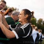 Der grosse Traum - Nadine Angerer in Mergelstetten bei Heidenhei
