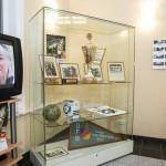 """Die Multimediaausstellung """"PionierInnen des deutschen Frauenfussballs"""" ist zu Gast im Rathaus von Bad Neuenahr-Ahrweiler"""