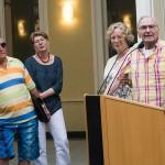 PionierInnen des deutschen Frauenfussballs_Vernissage mit Heinz Schweden