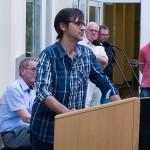 PionierInnen des Deutschen Frauenfussballs_Vernissage mit Guenther Bauer