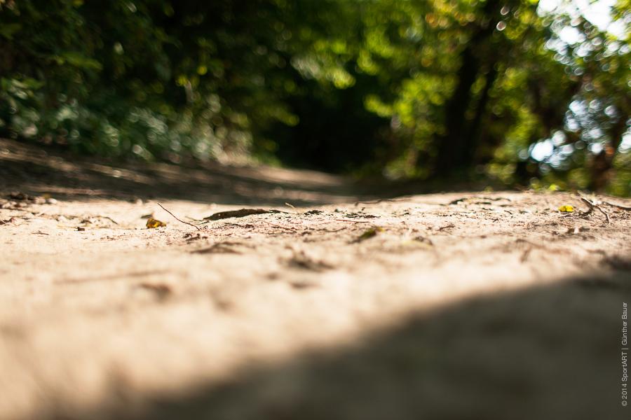 """Mark Hofmman, Ultramarathon. Gruender und Organisator """"Lauf gegen Leiden"""" . Diese Foto ist Teil des Ausstellungsprojektes """"Vegan eXtreme"""" von Guenther Bauer/ SPortART"""