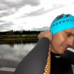 Stefan Chares beim Training im Kirnbergsee